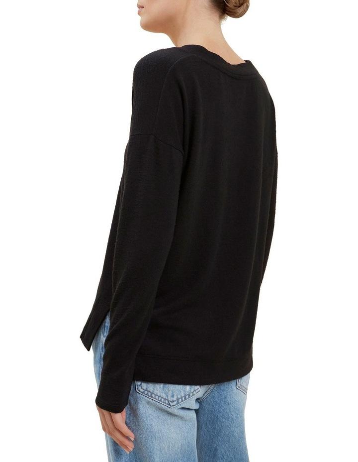 V Neck Supersoft Sweater image 3