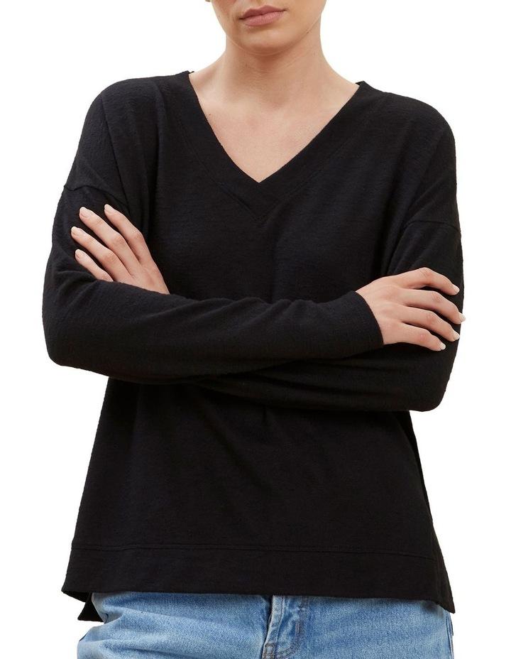 V Neck Supersoft Sweater image 4