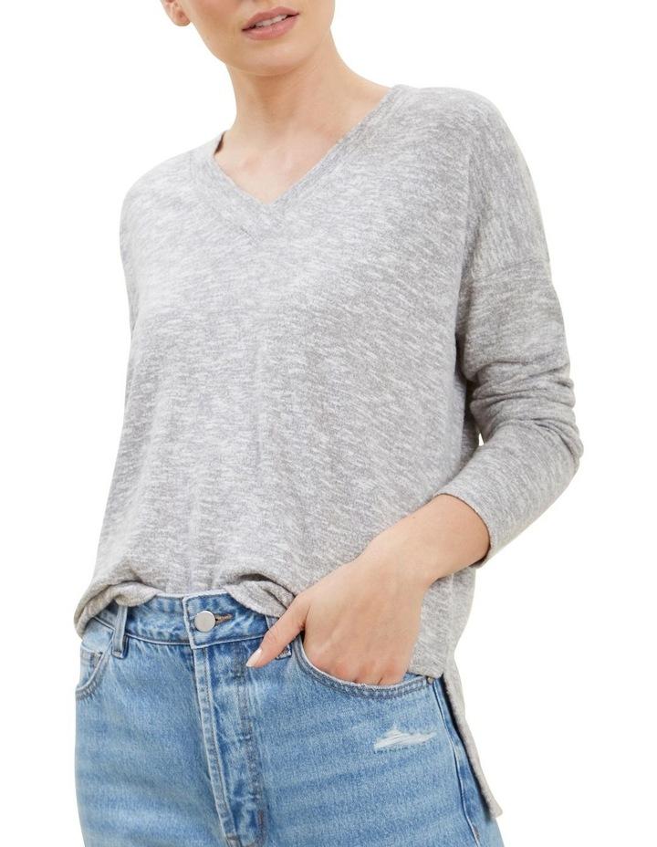 V Neck Supersoft Sweater image 1