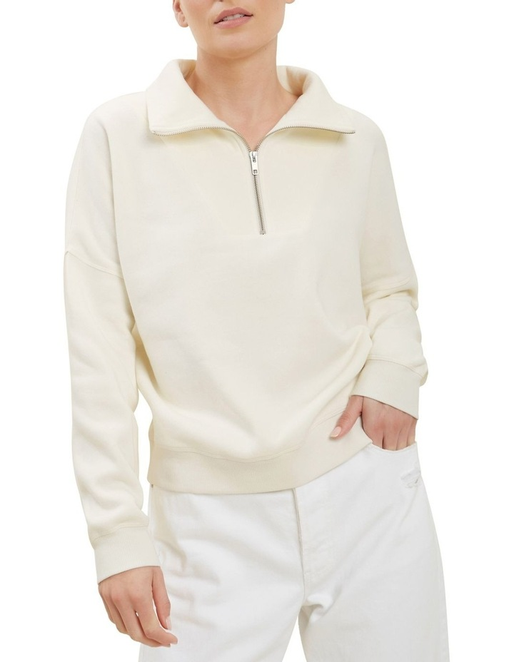 Funnel Neck Sweater image 1