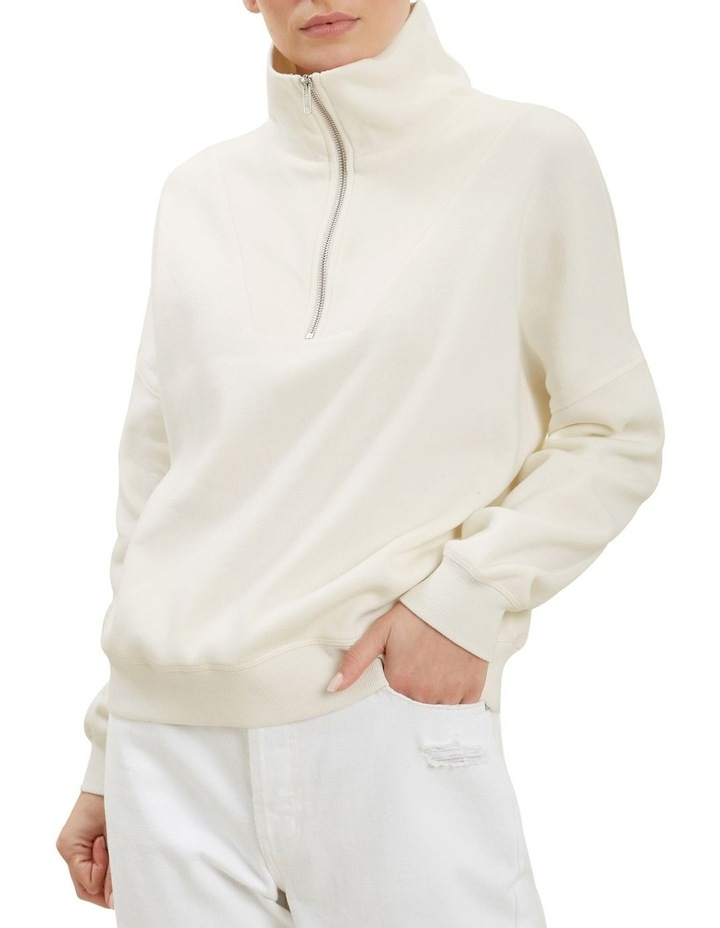 Funnel Neck Sweater image 4