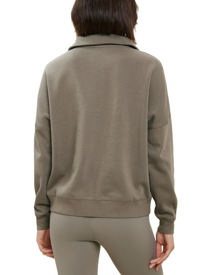 Funnel Neck Sweater image 3