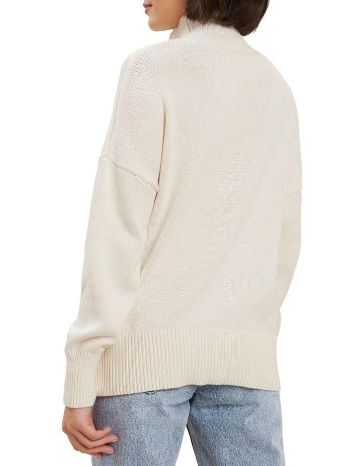 Turtleneck Sweater image 3