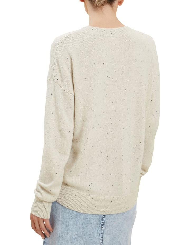Relaxed Knit Sweater image 3