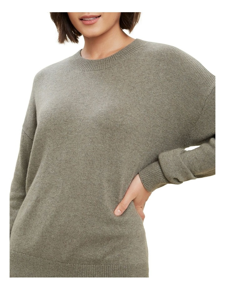 Relaxed Knit Sweater image 4