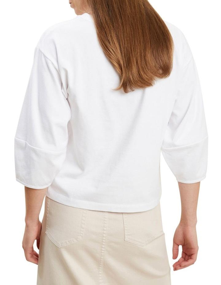 Blouson Sleeve Top image 3