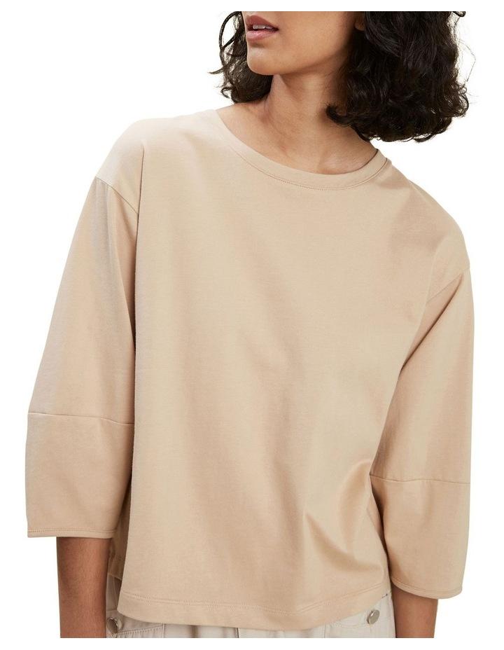 Blouson Sleeve Top image 4