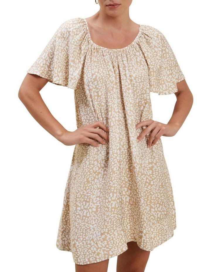 Ocelot Swing Mini Dress image 1