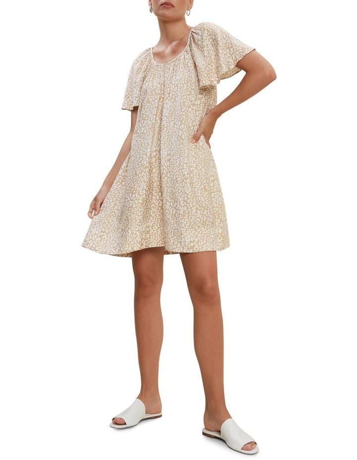 Ocelot Swing Mini Dress image 2