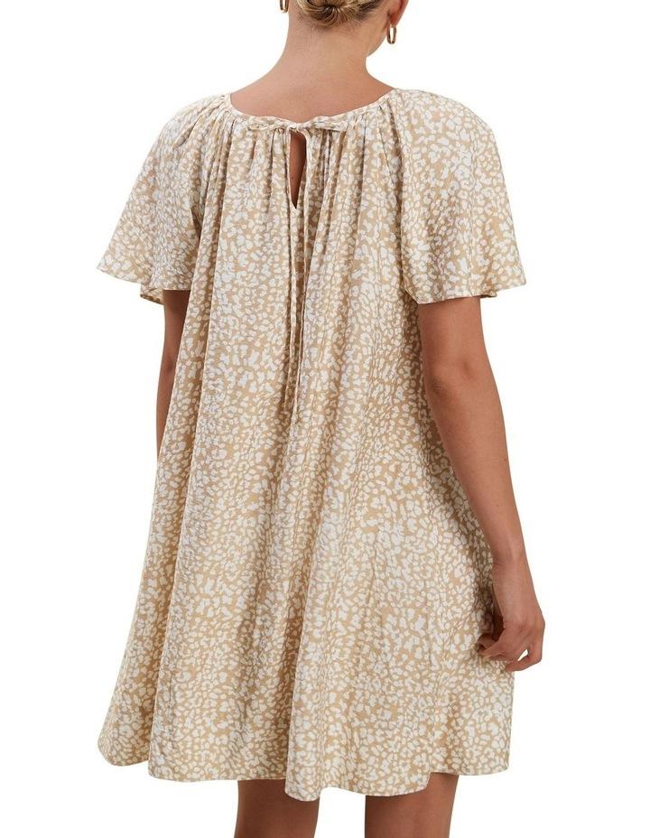 Ocelot Swing Mini Dress image 3