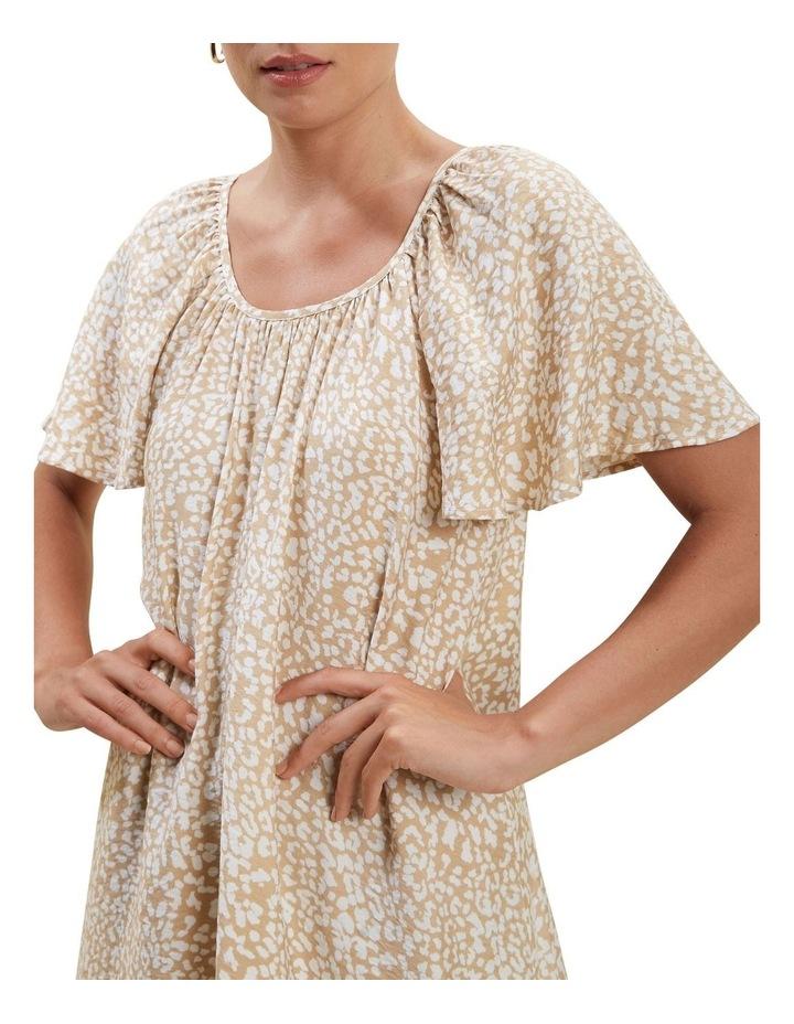 Ocelot Swing Mini Dress image 4