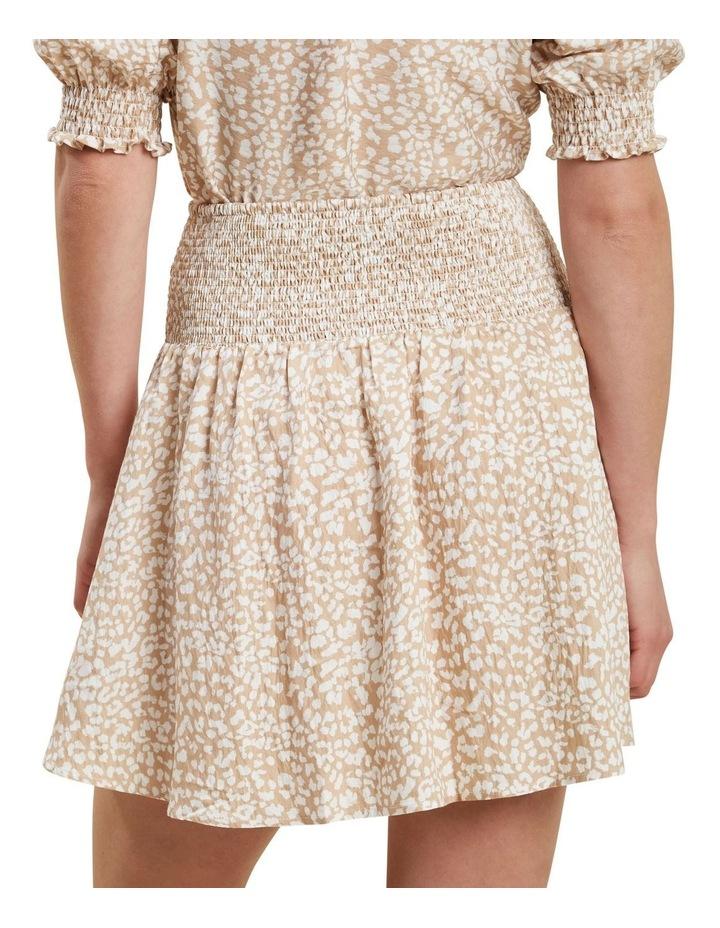 Ocelot Flutter Skirt image 3