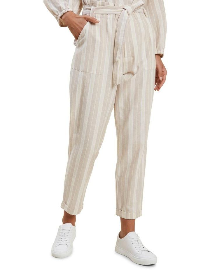 Stripe Casual Pant image 1