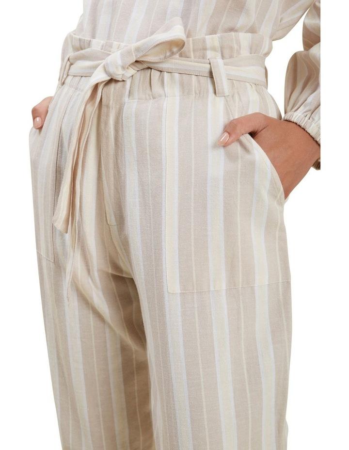 Stripe Casual Pant image 4