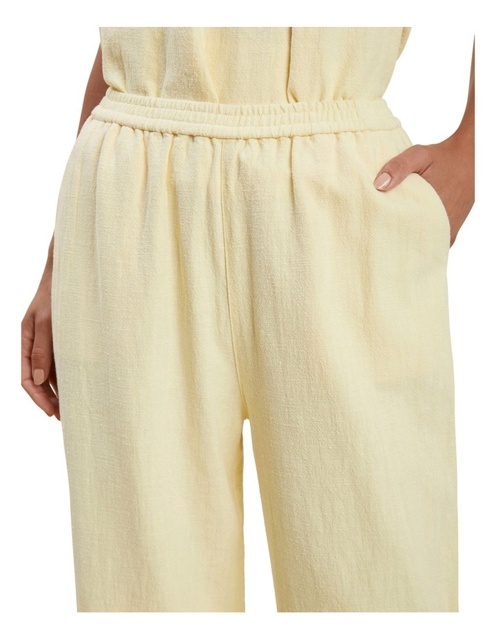 Textured Relaxed Pant image 4
