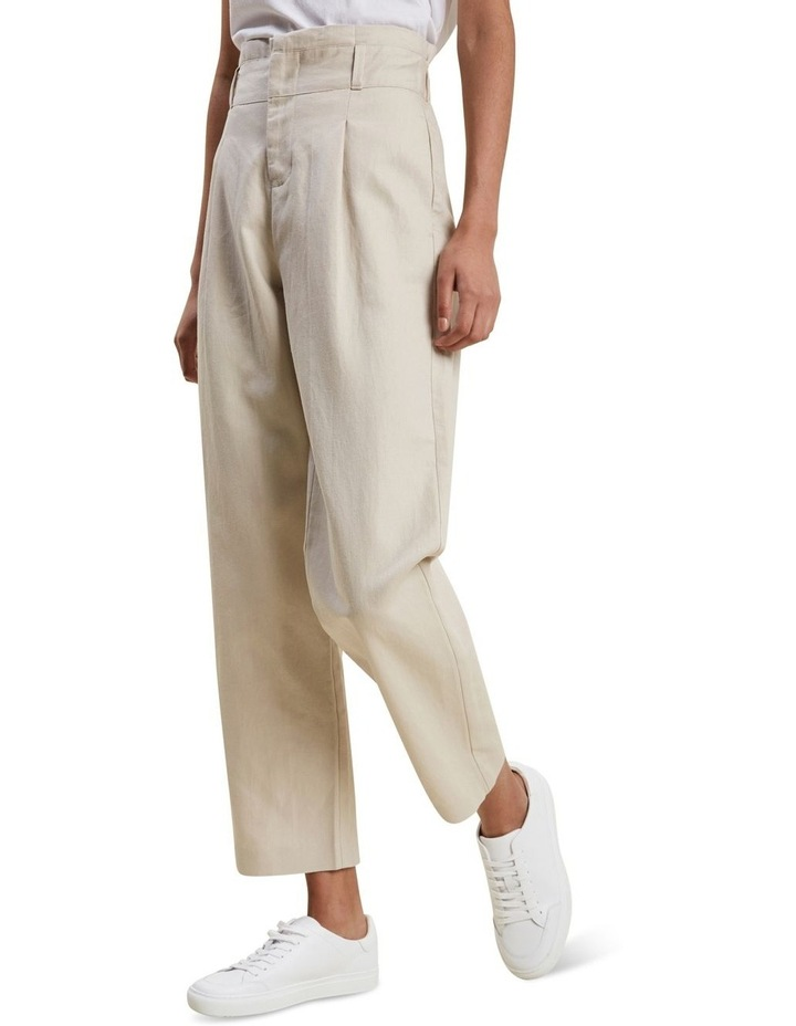 High Rise Tailored Pant image 1