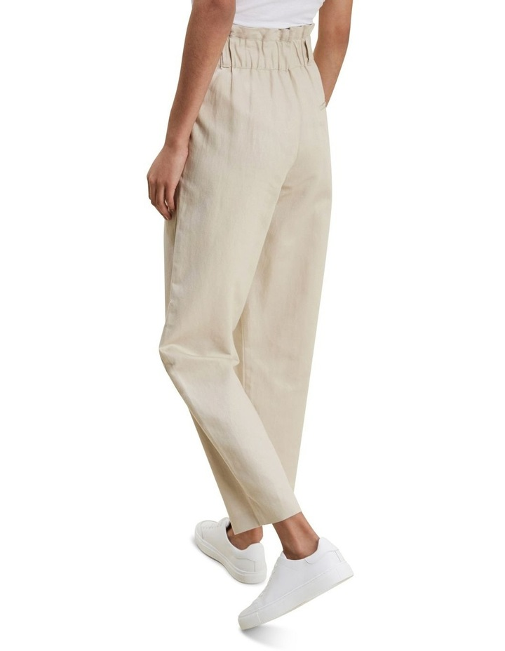 High Rise Tailored Pant image 3