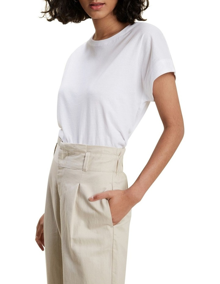 High Rise Tailored Pant image 4