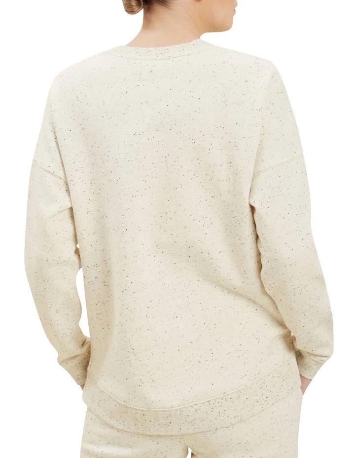 Heritage Logo Sweater image 3