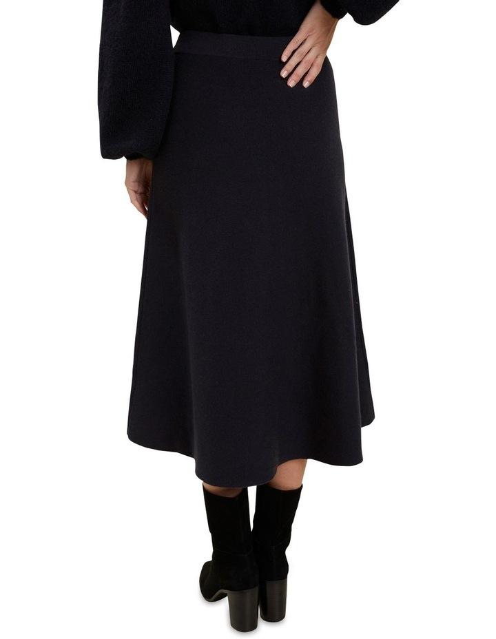 Knit A Line Skirt image 3