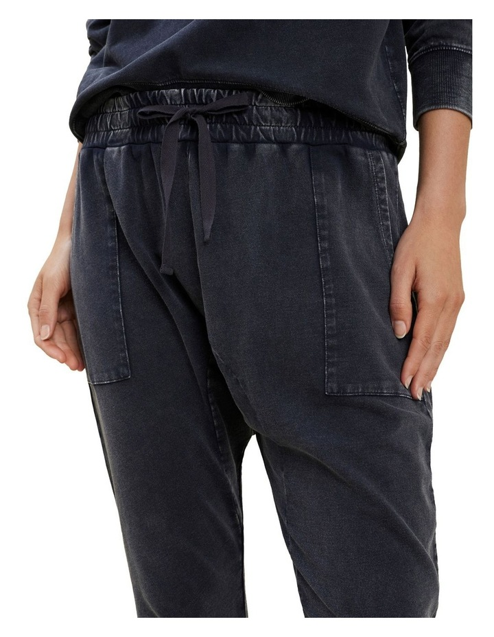Washed Terry Trackpants image 4