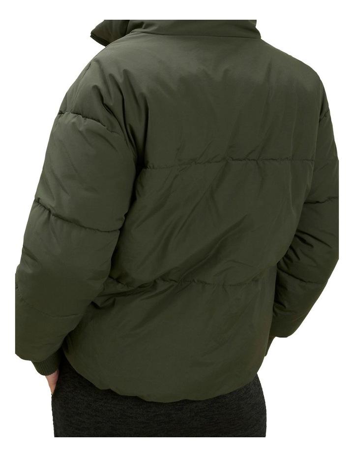 Funnel Neck Puffer Jacket image 3