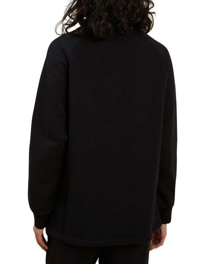 Terry Zip Sweater image 2