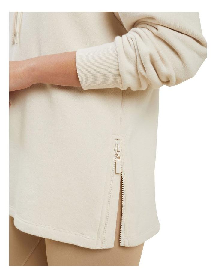 Terry Zip Sweater image 4