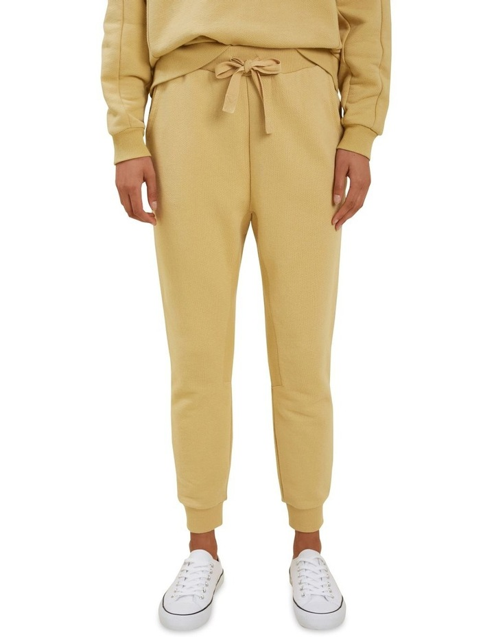 Relaxed Drop Crotch Pant image 1