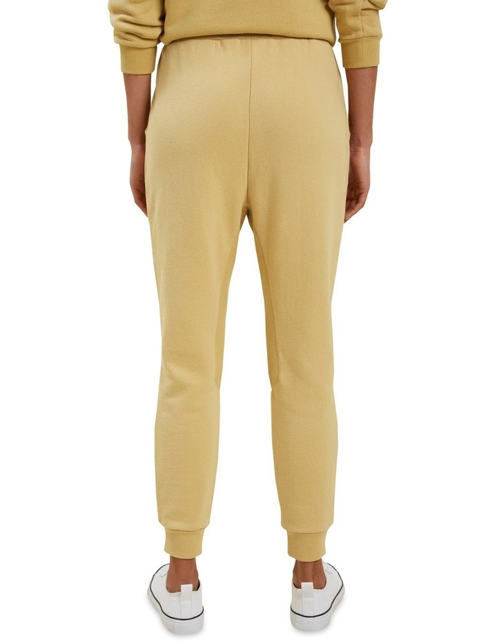Relaxed Drop Crotch Pant image 2