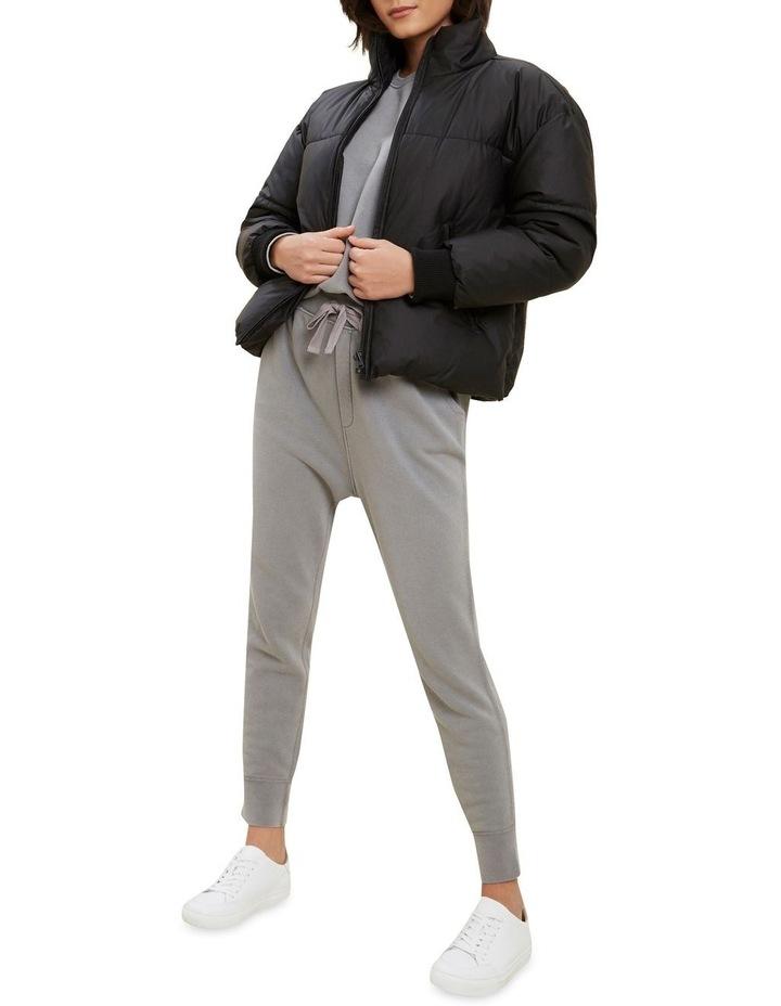Crop Puffer Jacket image 2