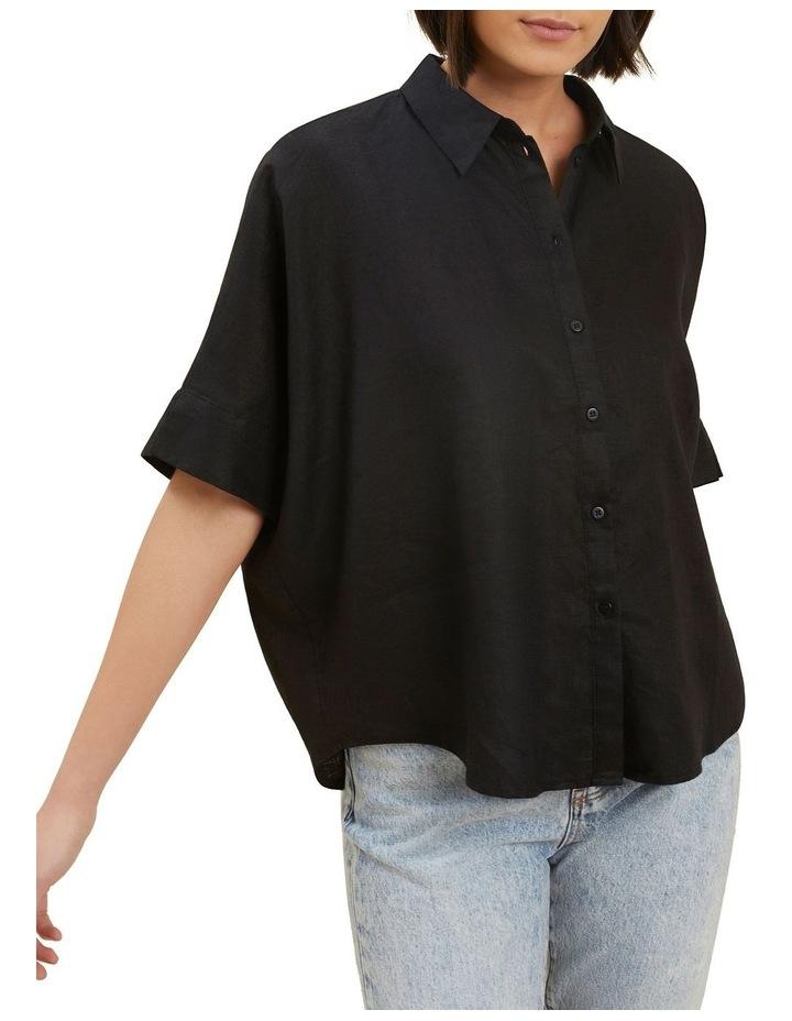 Linen Button Down Shirt image 1