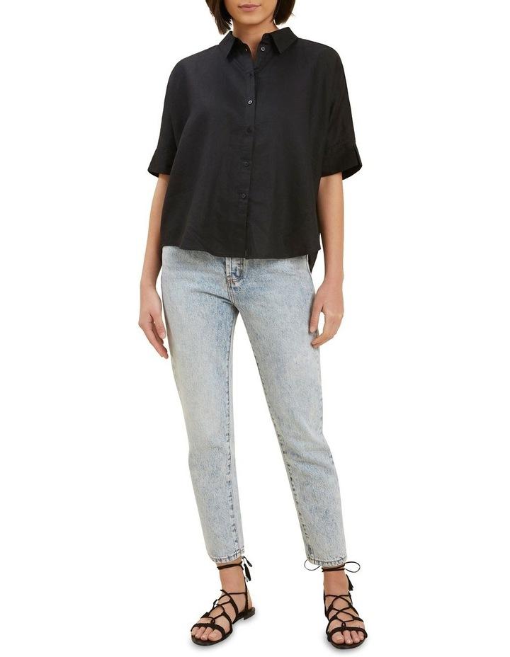 Linen Button Down Shirt image 2
