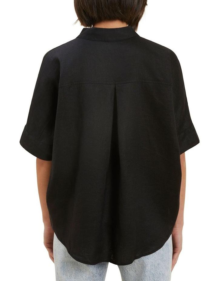 Linen Button Down Shirt image 3