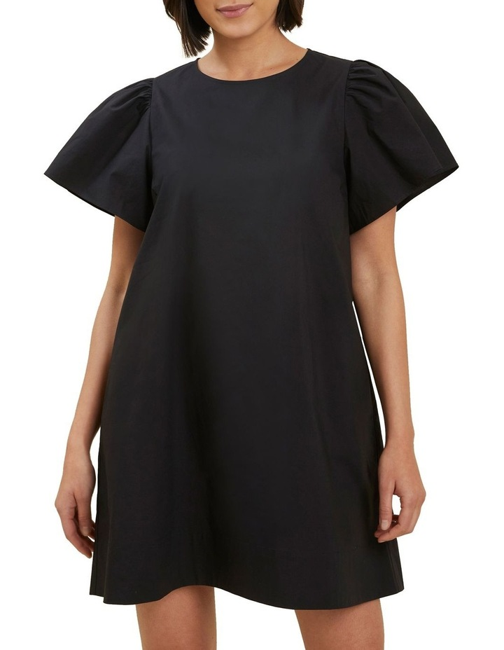 Core Linen Tiered Dress image 1