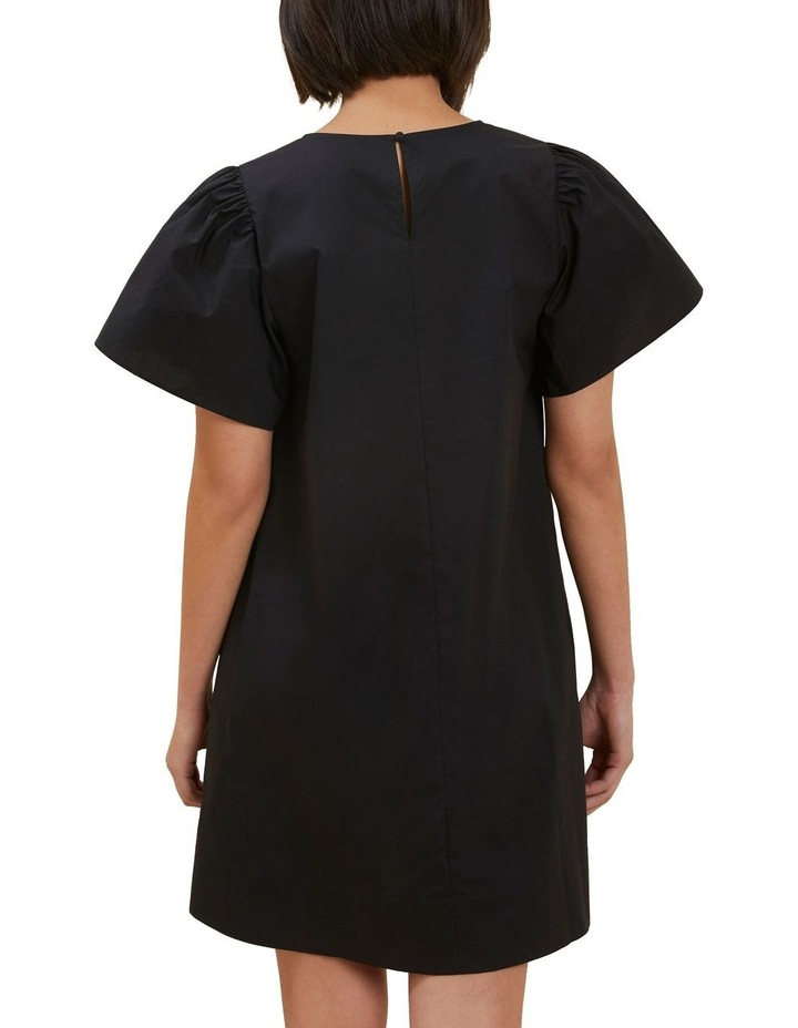 Core Linen Tiered Dress image 3