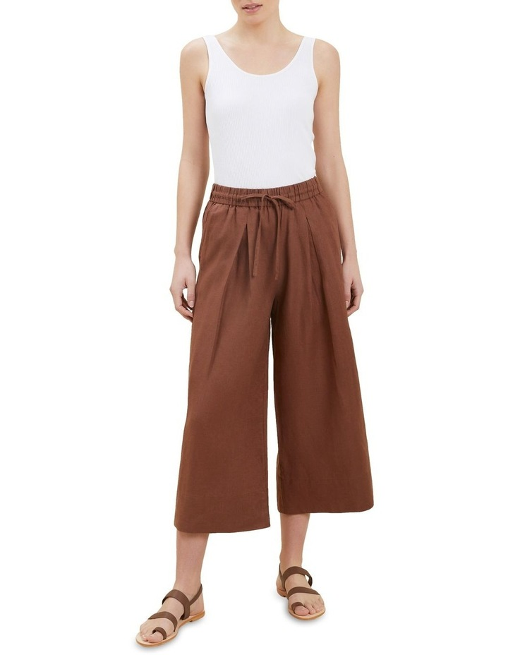 Linen Culottes image 2