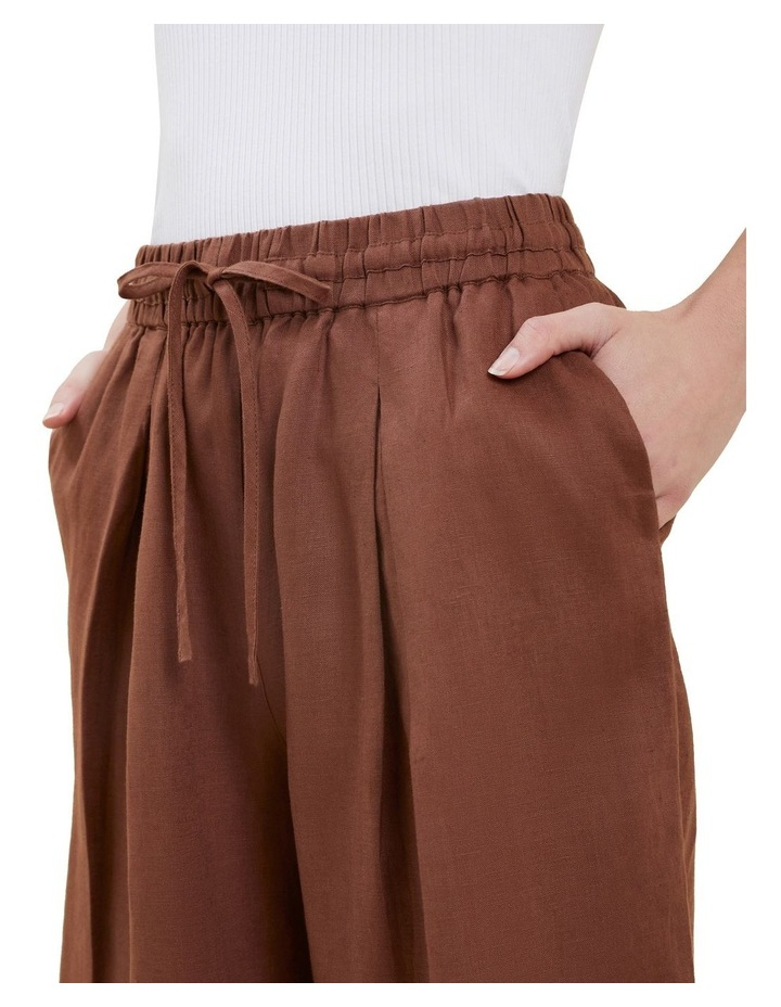 Linen Culottes image 4