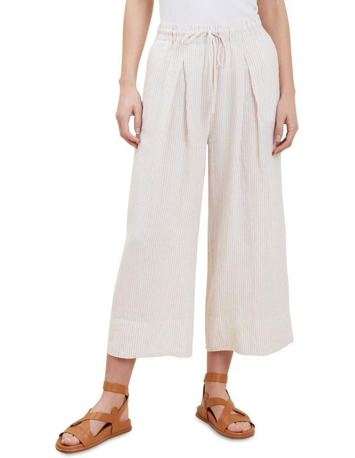 Linen Culottes image 1