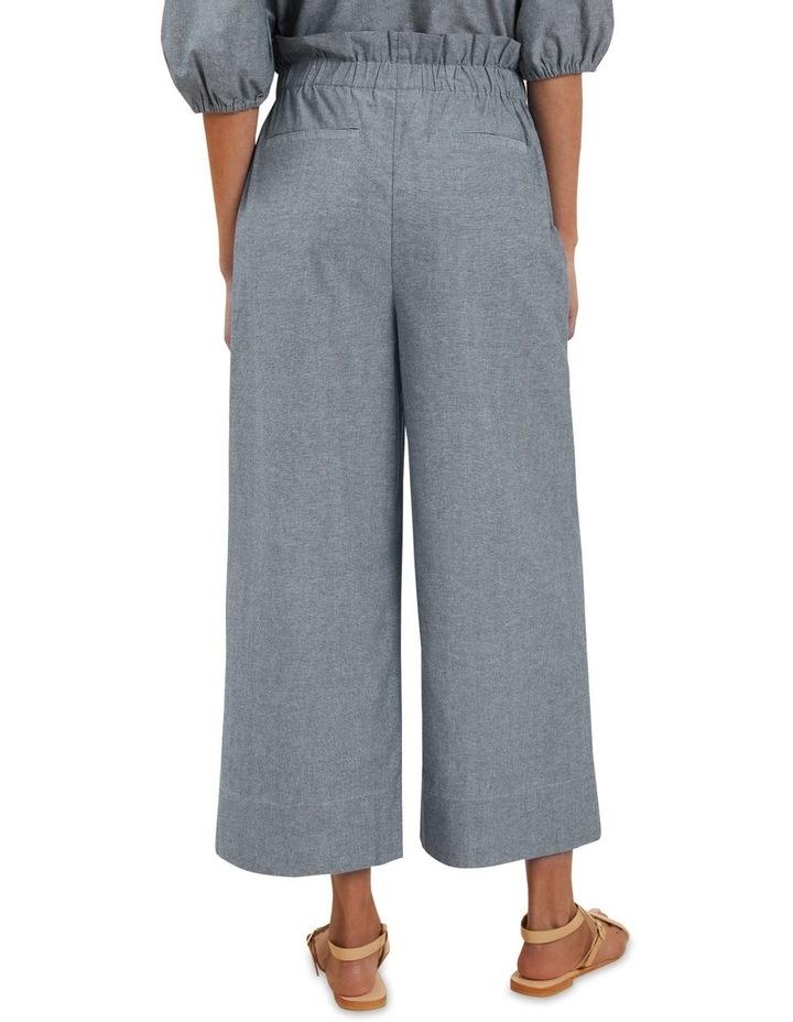 Sustainable Chambray Pants image 3