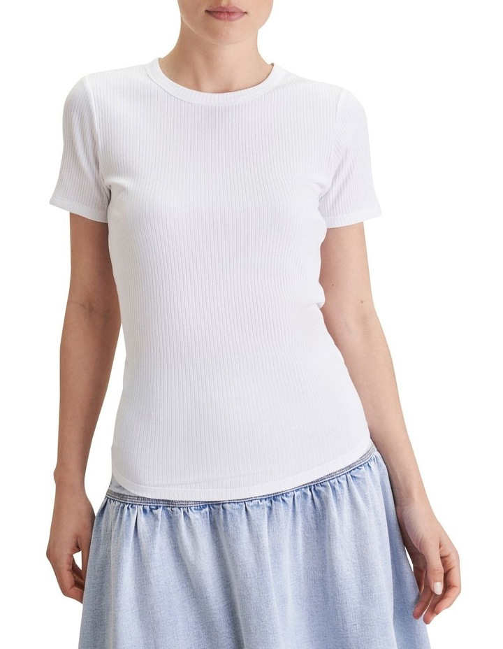Fitted Tee image 1