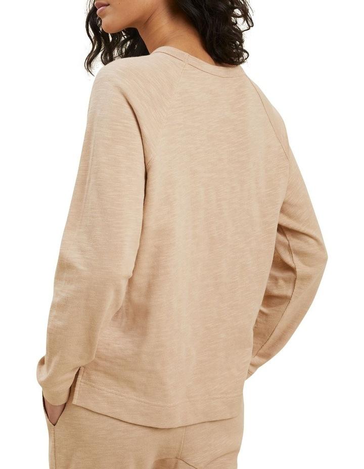 Cotton Slub Sweater image 3