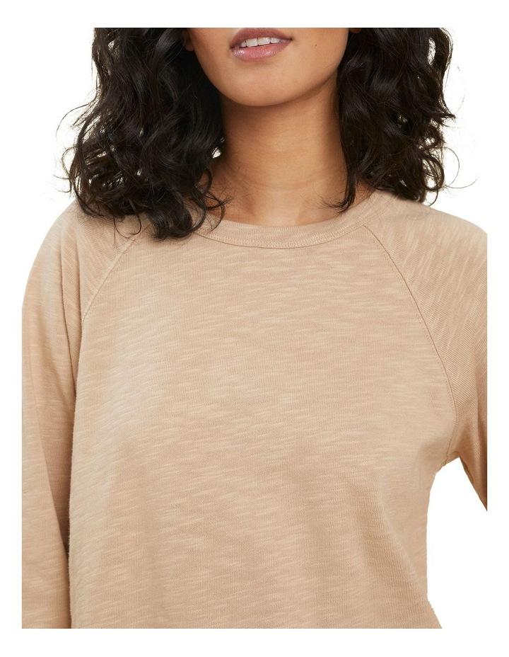 Cotton Slub Sweater image 4
