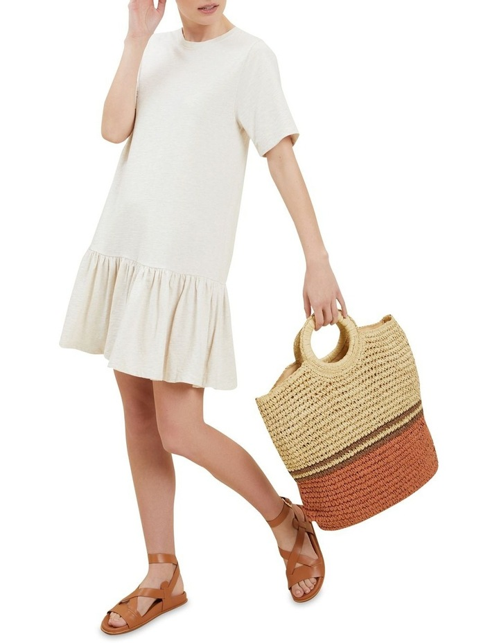 Jersey Tiered Dress image 2