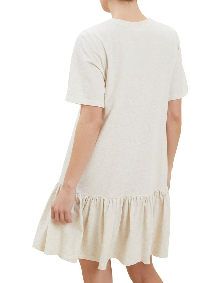 Jersey Tiered Dress image 3