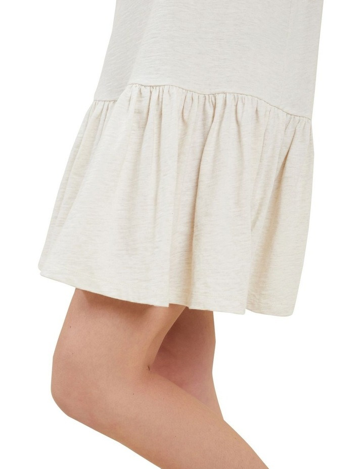Jersey Tiered Dress image 4