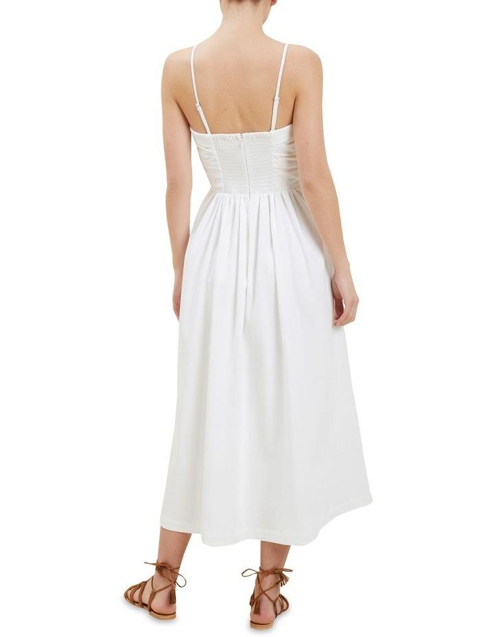 Sustainable Pleat Dress image 3