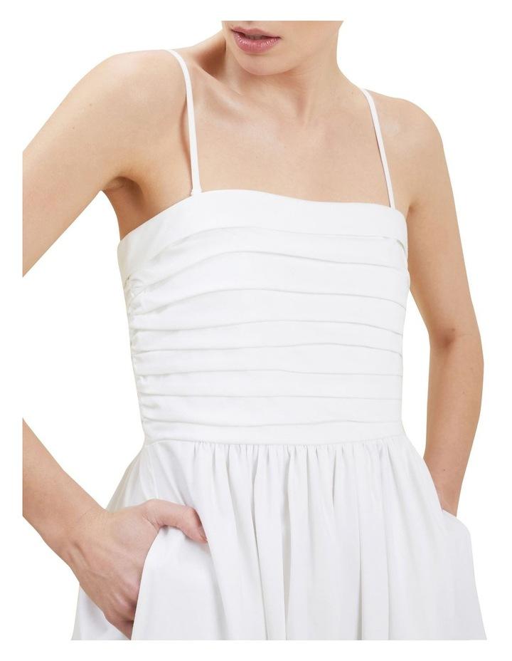 Sustainable Pleat Dress image 4