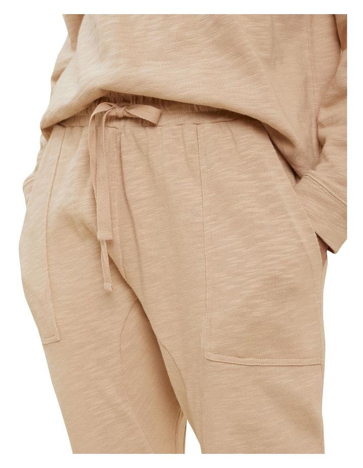 Cotton Slub Harem Pant image 4