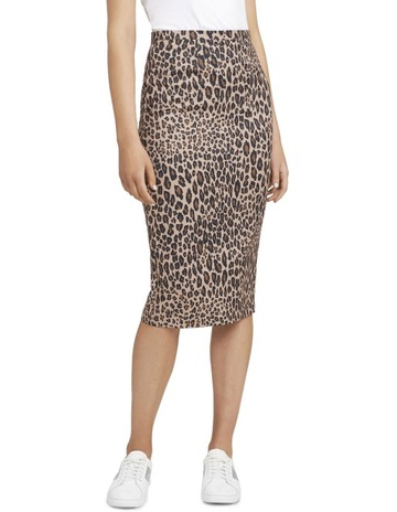 02d472172 French ConnectionAnimal Print Pencil Skirt. French Connection Animal Print  Pencil Skirt